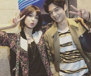 couple, SHINee, and choi sooyoung image