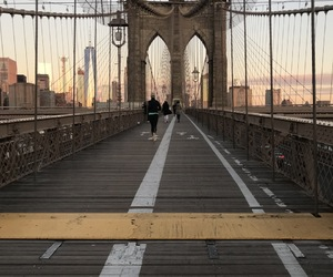 Brooklyn, brooklyn bridge, and city image