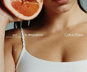 kendall jenner, Calvin Klein, and theme image