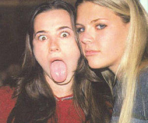 freaks and geeks, kim kelly, and lindsay weir image