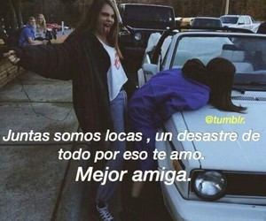 frases, amigas, and bestfriends image