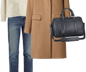 bag, outfit, and ootd image