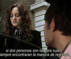 love, frases, and gossip girl image