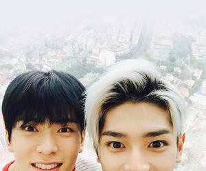 taeyong, nct, and jaehyun image