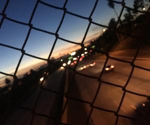 aesthetics, city, and freeway image