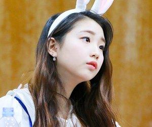 girls, heejin, and jinsoul image