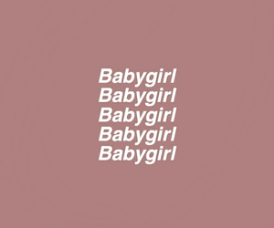 theme, babygirl, and pink image