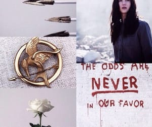 aesthetic, movies, and katniss everdeen image
