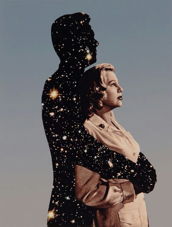 stars and couple image