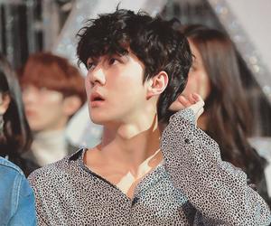 Chen, kim joonmyeon, and exo image
