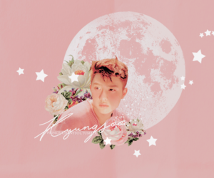 Chen, edit, and xiumin image