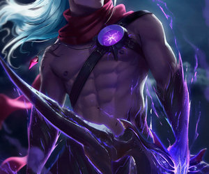 league of legends and varus image