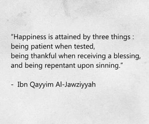 happiness, islam, and life image