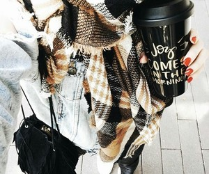 coffee, cozy, and monday image