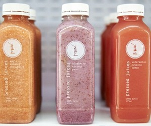drink, juice, and healthy image