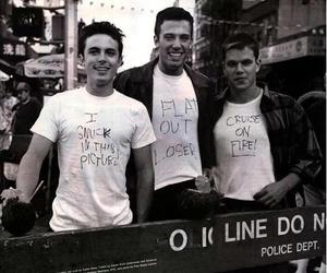 matt damon, Ben Affleck, and boys image