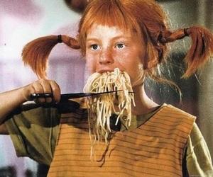 pasta, pippi, and spaghetti image