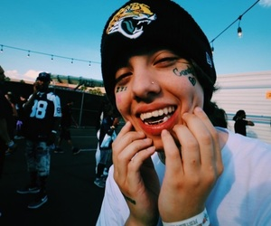 lil xan, aesthetic, and cute image