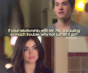siblings, lucy hale, and pll image