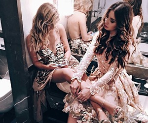 fashion, dress, and friends image
