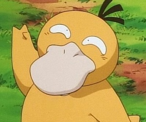 pokemon and psyduck image