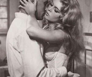 vintage, couple, and brigitte bardot image
