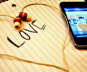 all time low, iphone, and love image