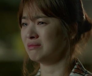 dots, kdrama, and descendants of the sun image