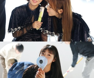korean, yooa, and oh my girl image