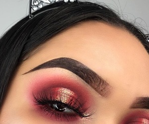 dark, extra, and eyebrows image