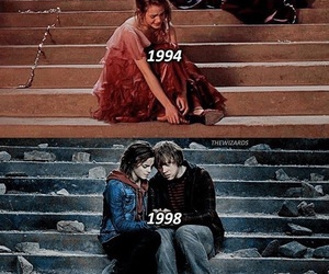 always, harry potter, and ron and hermione image
