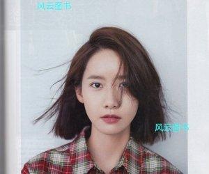 actress, girls generation, and yoona image