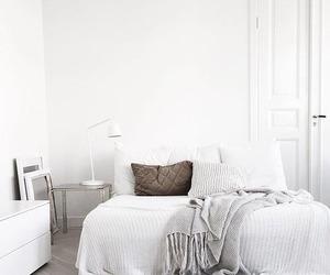 decor, white room, and design image