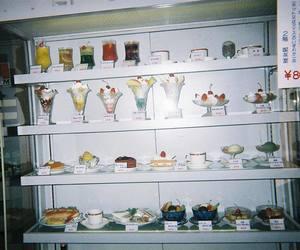 display, food, and sweets image