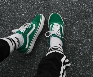 green, sneakers, and meriem image