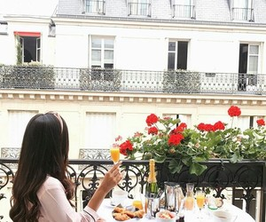 blogger, breakfast, and france image