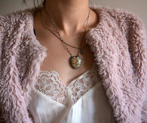 bohemian, crystal jewelry, and etsy image