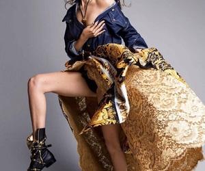 gigi hadid and Vogue Germany image