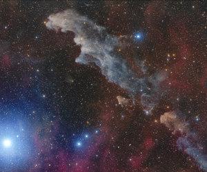 astronomy, galaxy, and nebula image