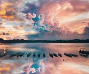 nature, photography, and clouds image