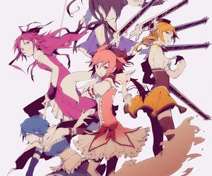 anime and puella magi madoka magica image