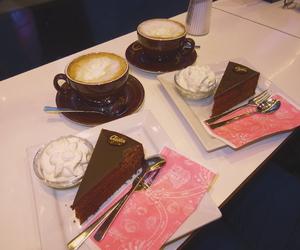 austria, coffee, and trip image
