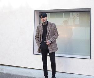 asian boy, boy, and fashion image