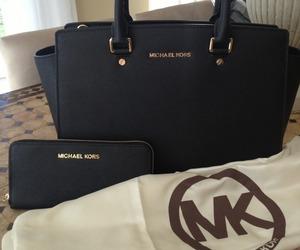 bags, fashion, and Michael Kors image