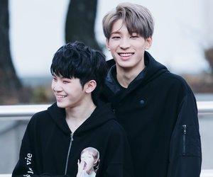 Seventeen, wonwoo, and woozi image