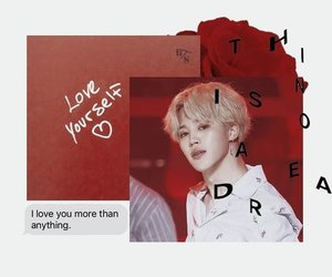 Heard, park jimin, and pack image