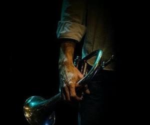 dark, music, and musician image