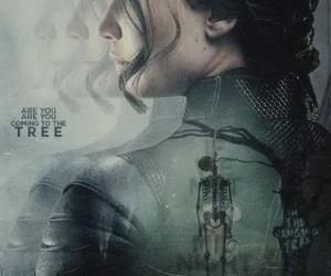 katniss everdeen, hunger games, and mockingjay image
