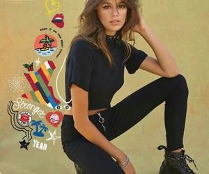 beautiful, fashion, and model image