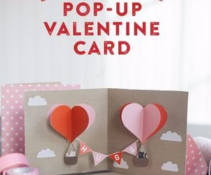 valentine, card, and gift image